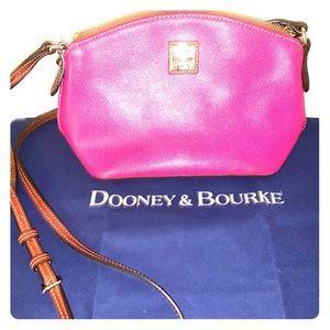 Pink Dooney & Bourke Crossbody